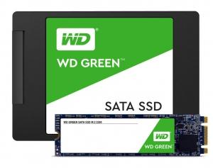 WD Green SATA III 6Gb/s Internal SSD