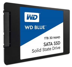 WD Blue 3D NAND SATA SSD Solid State Drive