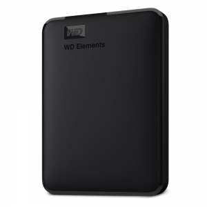 WD Elements Portable Hard Drives USB 3.0 - Black