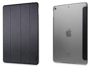 "Torrii Torrio for iPad 9.7"" Inches - Black Case (PU & PC Case)"