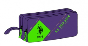 US Polo Pencil Case - PLKLK6318