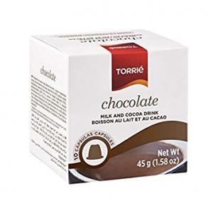 Torrie Chocolate Capsules