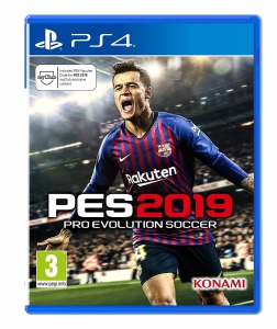 Pro Evolution Soccer 2019 (PS4) R2 Arabic