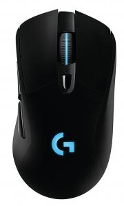 Logitech Wireless Gaming Mouse Lightspeed - G703 - EWR2 - Black