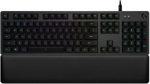 Logitech Carbon RGB Mechanical Gaming Keyboard -  G513 - Carbon
