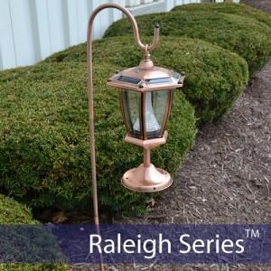 Silicon Solar Raleigh Serious Garden Light