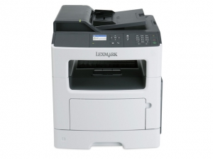 Lexmark MX317DN Compact All-in-One Monochrome Laser Printer