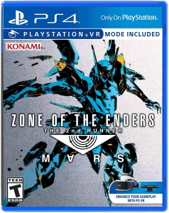 Zone of the Enders: The 2nd Runner Mars (PS4)