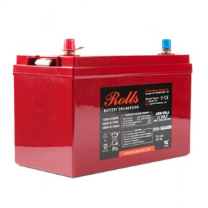 Rolls - Rolls AGM Battery 12V-160Ah