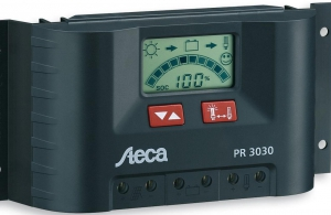 Steca Charge Controller