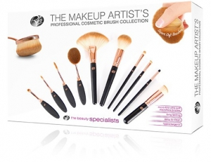 Rio Professional Cosmetic Brush Collection