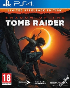 Shadow of the Tomb Raider Steelbook Edition R2