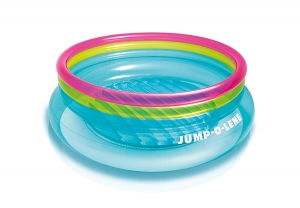 """Intex Inflatable Jump-O-Lene Ring Bouncer For Kids - 80\"""" Inches"""