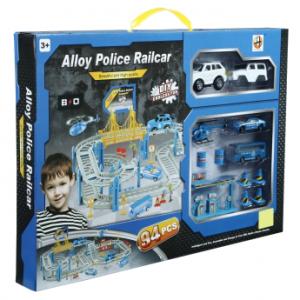 Alloy Police Railcar