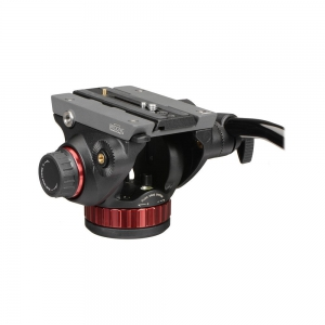 Manfrotto Video Head With Flat Base MVH502AH
