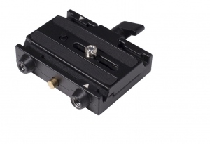 Manfrotto QR Adaptor W/Sliding Plate 577