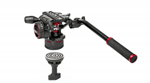 Manfrotto Nitrotech N8 & 546GB Twin GS MVKN8TWING
