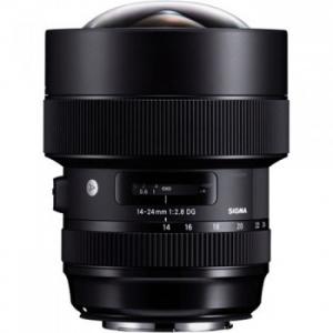 Sigma Lens AF 14-24mm F/2.8 DG HSM Art For Canon