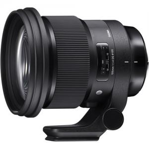 Sigma AF 105mm F/1.4 DG HSM (A) Lens F/Canon