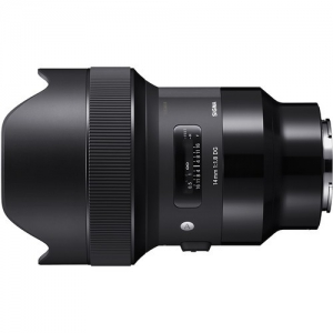 Sigma 14mm F/1.8 DG HSM Art Lens F/SE for Sony Mount