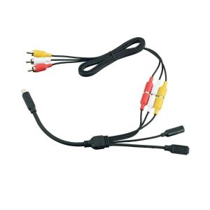 Gopro Combo Cable  Hero3/hero3+/hero4 - G02ANCBL-301