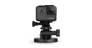 Gopro New Suction Cup Mount G02AUCMT-302