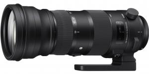 Sigma Lens AF 150-600 F/5-6.3 DG OS HSM (S) For Canon