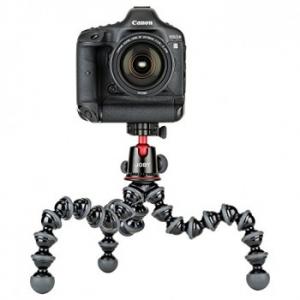 Joby Gorillapod 5K Kit Flexible Mini Tripod With Ballhead - Black/Charcoal