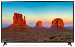 "LG UHD 4K Smart TV - 55"" Inches - 55UK6100PVA.AMA"