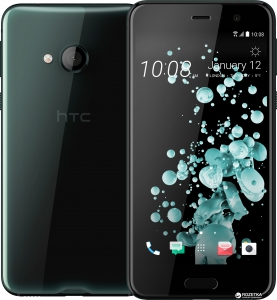 HTC Mobile U Play 64GB - 4GB RAM - Brilliant Black
