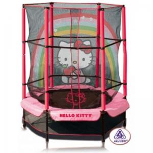 Hello Kitty Trampoline
