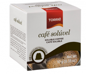 Torrie Cafe Soluble Capsules 10 Capsules