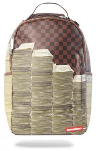 Sprayground - Checkered Money Stacks - SP-SC017