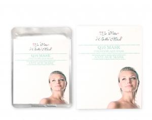La Vita E'bella Anti Age Mask  (Pack of 4 Sheets)