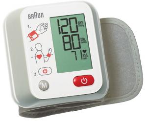 Braun VitalScan Wrist Blood Pressure Monitor - BP2000