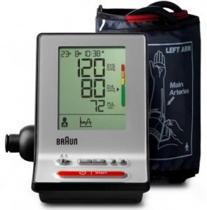 Braun BP6100 Upper Arm Blood Pressure Monitor