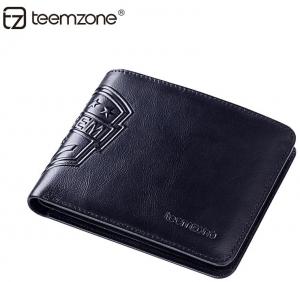 Teemzone Women's Clutch Genuine Leather Wallet - Q433