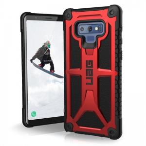 UAG Samsung Galaxy Note 9 Monarch- Crimson