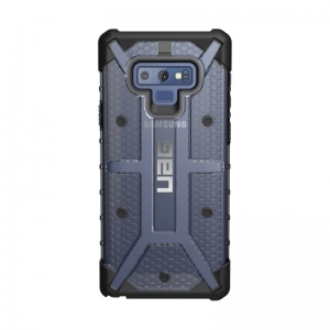 UAG - Plasma Case for Samsung Galaxy Note 9 - Ice and Black