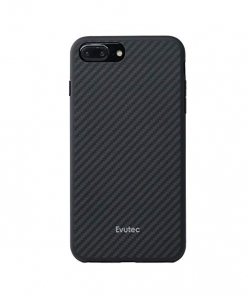 Evutec iPhone 8 Plus,7 Plus,6S Plus,6 Plus Karbon Case w/Vent Mount - BK