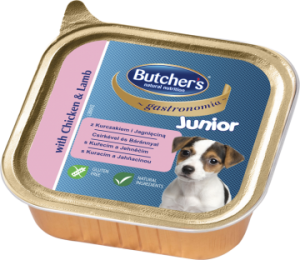 Butcher's Gastronomia Junior With Chicken And Lamb - 150g