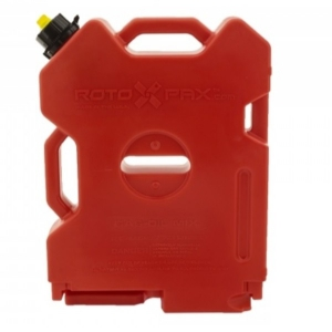 RotopaX RX-2G 2 Gallon Red Interlocking Fuel Can