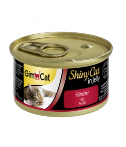 Gimcat Shinycat Chicken 70g