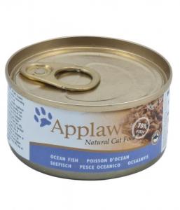 Applaws Cat Tin Ocean Fish 70g