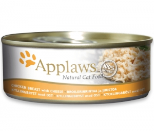 Applaws Cat Tin Chicken With Cheese 70g
