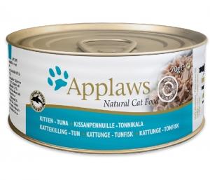 Applaws Kitten Tin Tuna 70g