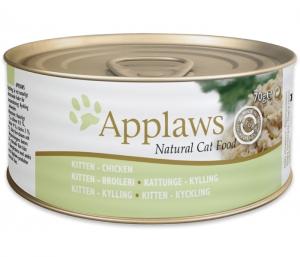 Applaws Kitten Tin Chicken 70g