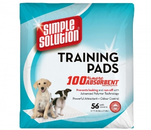 Simple Solution Puppy Training Pads 56