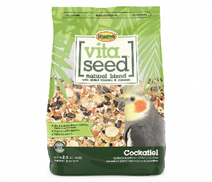 Higgins Vita Seed Cockatiel - 2.5Lbs