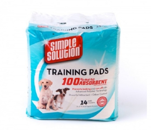 Simple Solution Puppy Training Pads 14